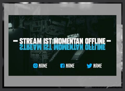 Twitch Offline Banner 10