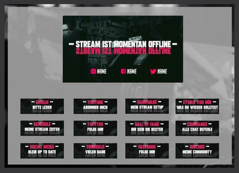 twitch streamer bundle 11