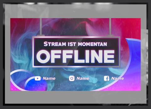 Twitch Offline Banner 7