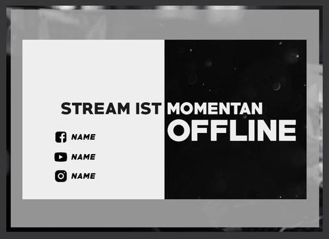 Twitch Offline Banner 8