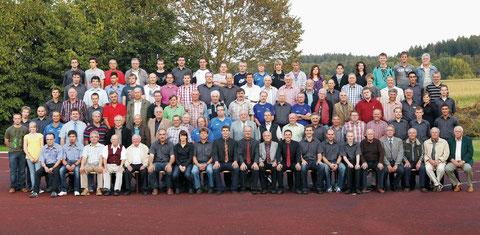 Schiedsrichtergruppe Saulgau 2009