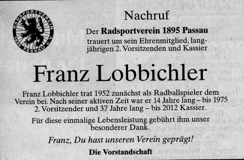 Quelle: Passauer Neue Presse vom 16.01.2013