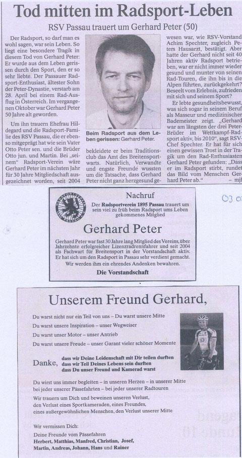 Quelle: Passauer Neue Presse v. 03.05.2012 und 05.05.2012