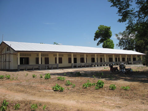 Picture 37: A new primary school built using a community-led construction approach in Xayphonesim village, Atsaphone district, Lao PDR