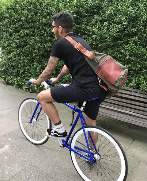Fahrradtasche Sporttasche Weekender