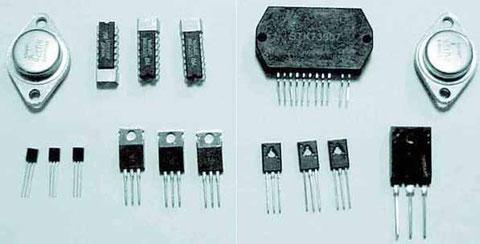 transistör çeşitleri