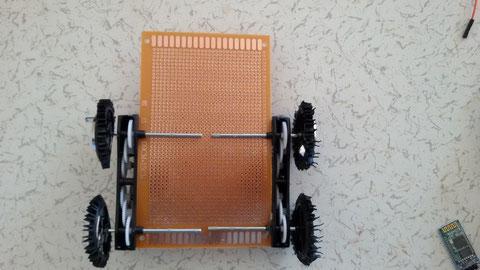 Sesli komutlarla kontrol edilen robot