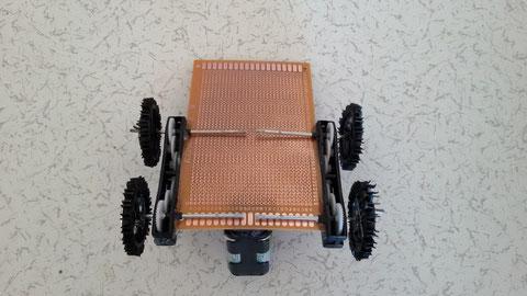 Arduino ve Andorid ile Sesle Kontrol Edilen Robot