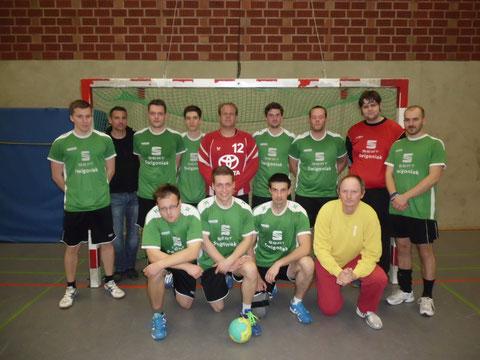 1. Herrenmannschaft 2014/2015
