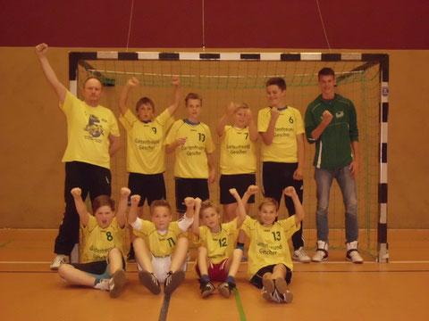 Die jungen Spieler hoffen auf ein gutes Abschneiden in der Kreisklasse. Der Spaß und Teamgeist sollen dabei im Vordergrund stehen.