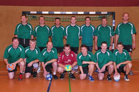 2. Herrenmannschaft der Saison 2012/2013