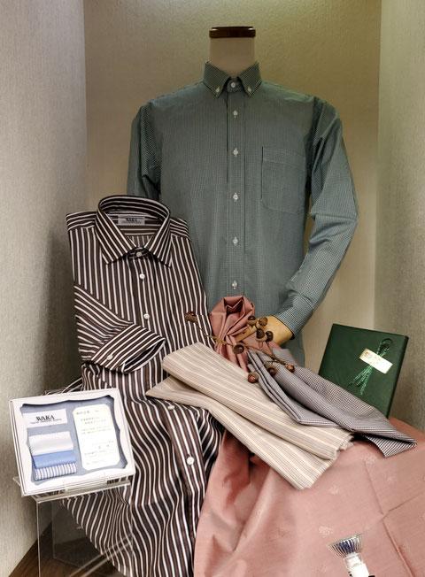 吉祥寺中道通りオーダーワイシャツ