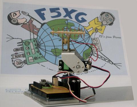 Maquette De Poursuite Azimut Amp 233 L 233 Vation F5xg Site Jimdo
