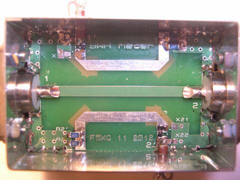 Montage ROS-Mètre