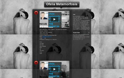 Ofelia Metamorfosis