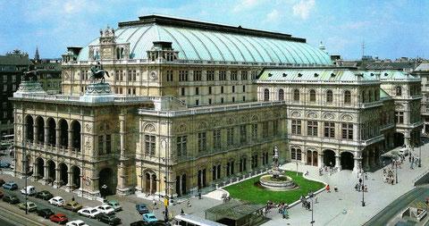 Staatsoper Wien heute