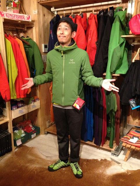 今季の緑いいかんじっすよ!!