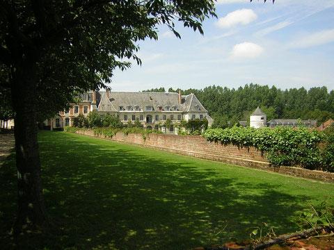 Les jardins de Valloires - roseraie - 5000 espèces de plantes et d'arbustes.