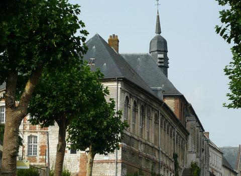 Hotel-Dieu de St Riquier (fin XVIIe)