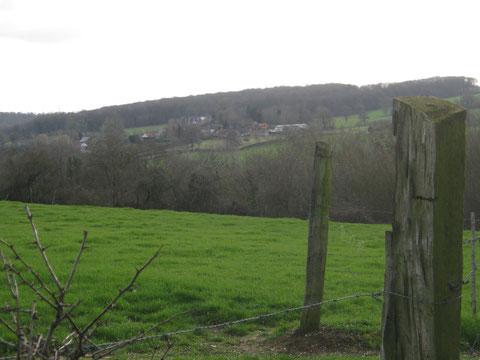 Vallée de la Trie et village de Toeufles