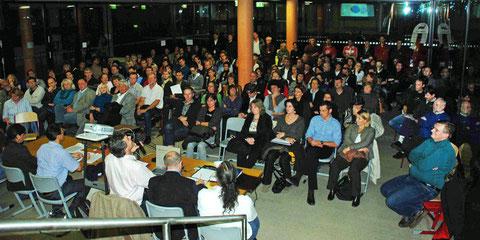 Elternvereinssitzung 2009