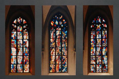 Chorfenster, St. Josef, Leverkusen, 1958