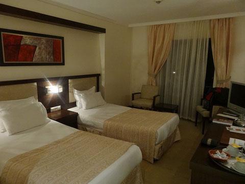 2101 - Mein Zimmer im Tourist Hotel, Göreme