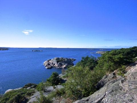Hankø, klettern, climbing, Norwegen