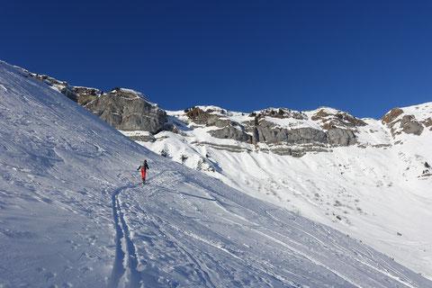 Mieserenstock, Skitour, Ortegg, Studen, Schwyz, Schweiz, Touren Zentralschweiz