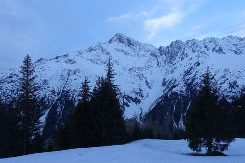 Skitouren Schweiz, Zentralschweiz, Guttannen, Mährenhorn, Skitour Mährenhorn, Haslital, Ritzlihorn, Ritzlihoren