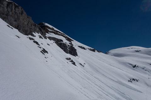 Skitour, Uri, Isenthal, Oberalp, Engelberger Rotstock, Rot Grätli, Rundtour, St. Jakob, Schweiz