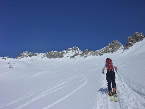 Skitour, Schweiz, Bächenstock, Meiental, Gotthard
