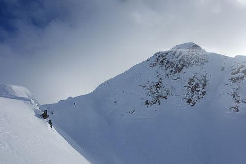 Skitour, Bedretto, Tessin, Ticino, Pizzo Grandinagia, ÖV, ÖV-Tour, ÖV-Skitour, Val Piana, Val Cassinello, Val Torta, Ronco, Ossasco, All' Acqua