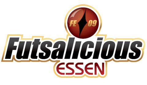 Futsalicious Essen e.V. Logo des Futsal-Vereins
