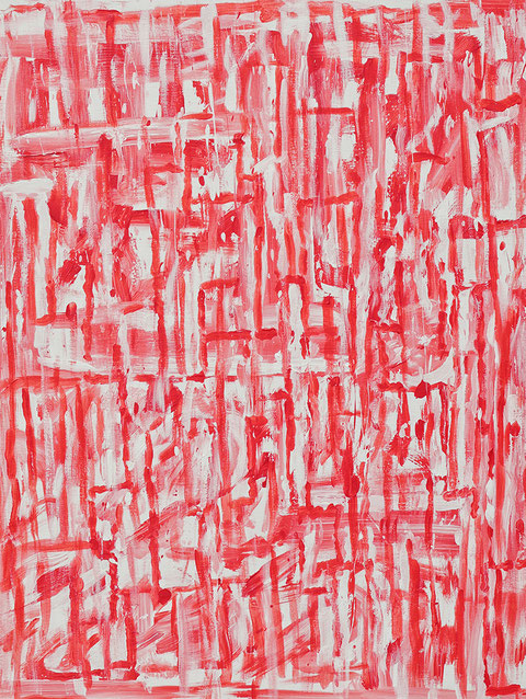 It's Red and White!, 60 x 80 cm. No. 38