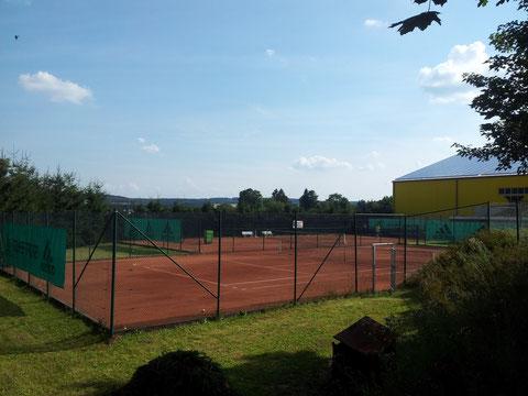 Foto Tennisanlage Lautengrung Platz 1