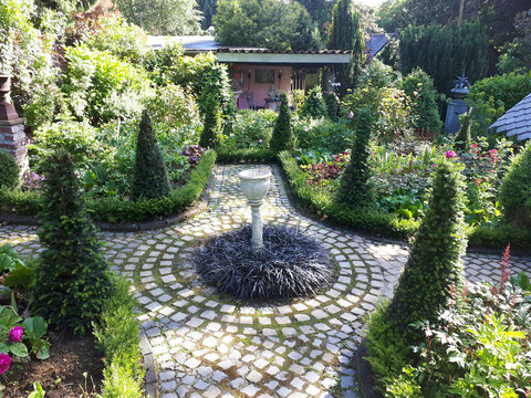 Unser Barock Garten