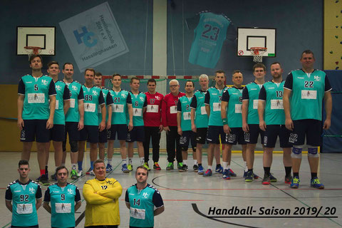 1. Herren (Kader 2019/2020), Foto by Carma