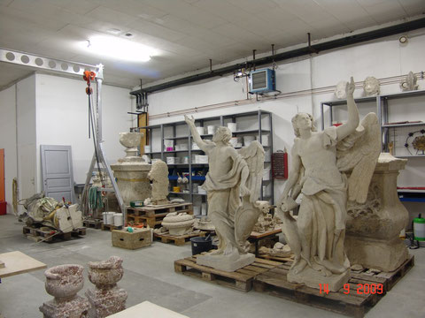 Atelier Bunia in