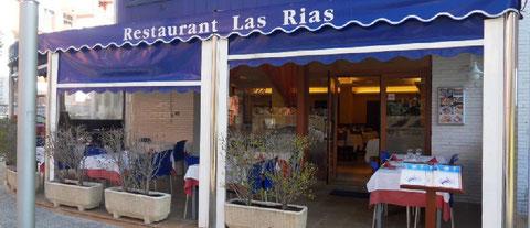 Alquiler de vacaciones, donde comer, Las Rías en Tossa de Mar
