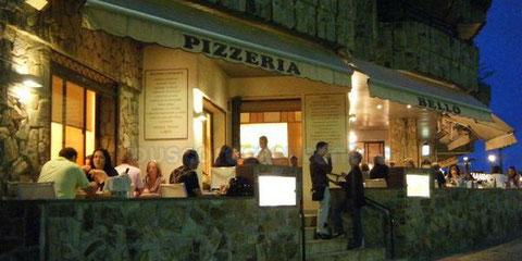 Alquiler de vacaciones en Tossa de Mar, Pizzería Bello en la Guía de Company Gestions