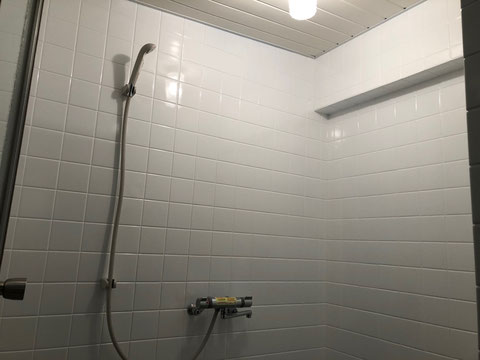 浴室タイル再生塗装