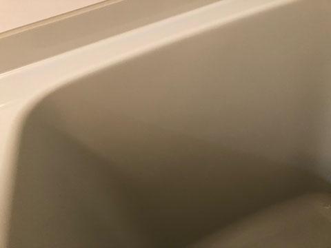 賃貸コーポ浴槽塗装