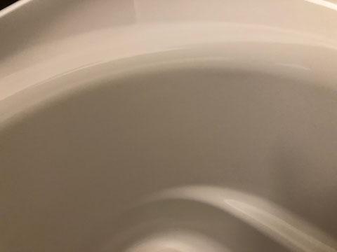 FRP浴槽亀裂