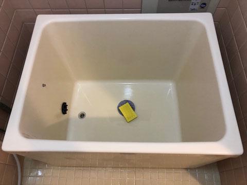 賃貸マンション在来浴室