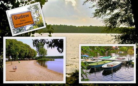 Der Gudower See