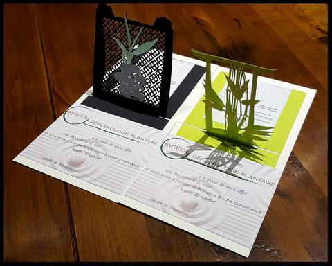 Cartes cadeaux - Offrez du bien-être ! - Cabinet de réflexologie plantaire Cathy Damiette à Balinghem
