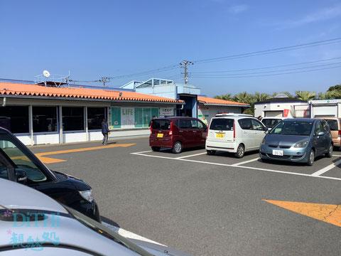 八丈ストアは八丈島のスーパーマーケット