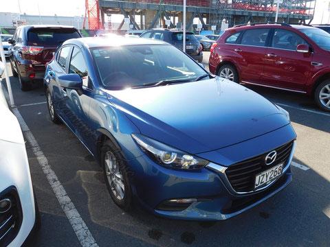 ニュージーランドでは日本車