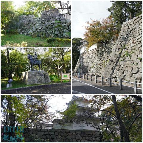 津城跡は続100名城